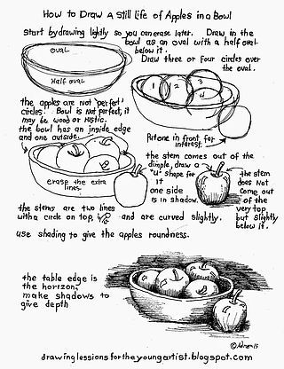 320x416 Follow How To Draw Worksheets For Young Artist Worksheets