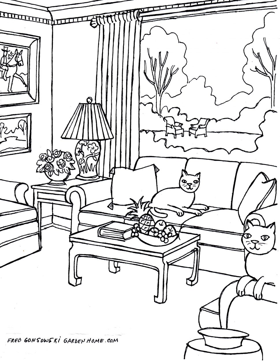 970x1255 Living Room Articles With Living Room Drawings Tag Drawing
