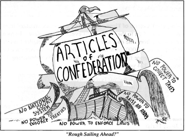 600x450 Problems With The Articles Of Confederation World History