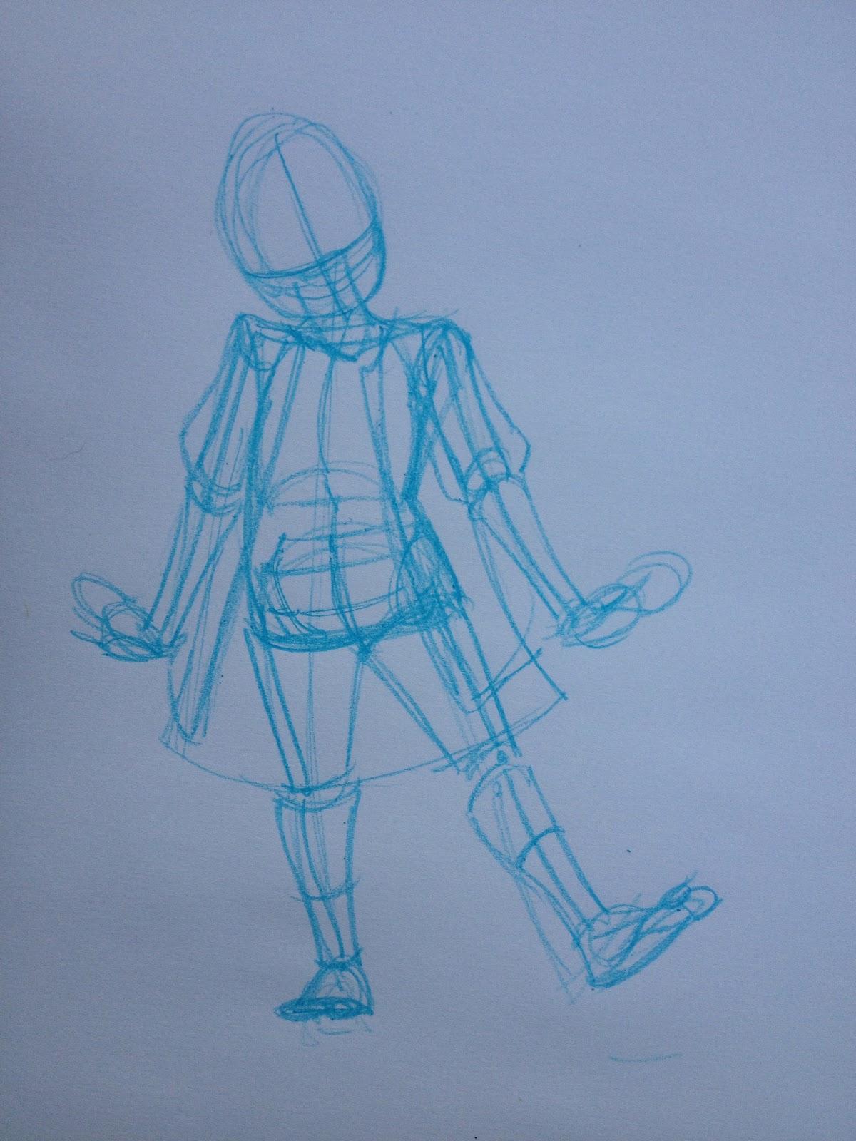 1200x1600 Nattosoup Studio Art And Process Blog Drawing Process Pencil Sketch