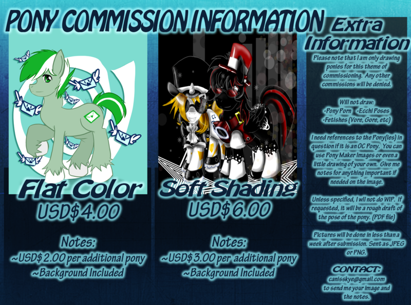 800x594 Mlp Drawing Commissions Open By Kourine