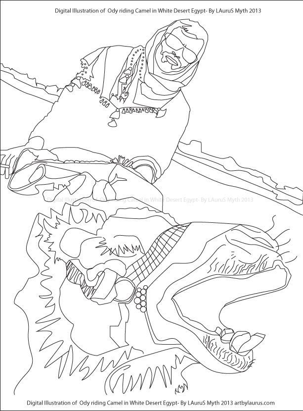 613x830 Digital Illustration By Laurus Myth Contour Lines From Photograph