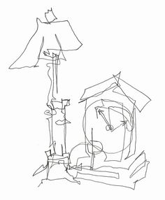 236x286 Contour Line Drawings