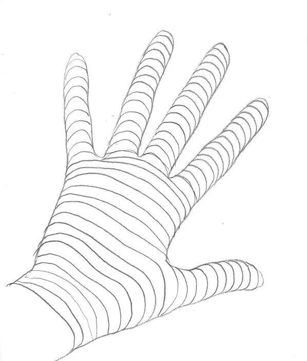 598x704 28 Best Line Drawing Techniques Images On Drawing