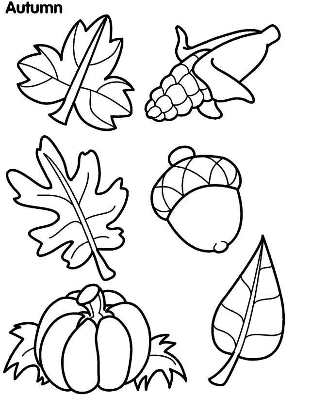 Drawing Fall Leaves Step By Step