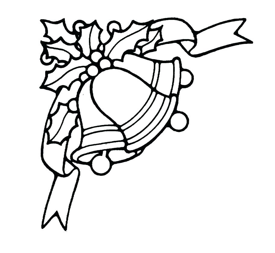 holly leaves coloring pages - photo#23