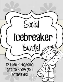 Drawing Icebreakers
