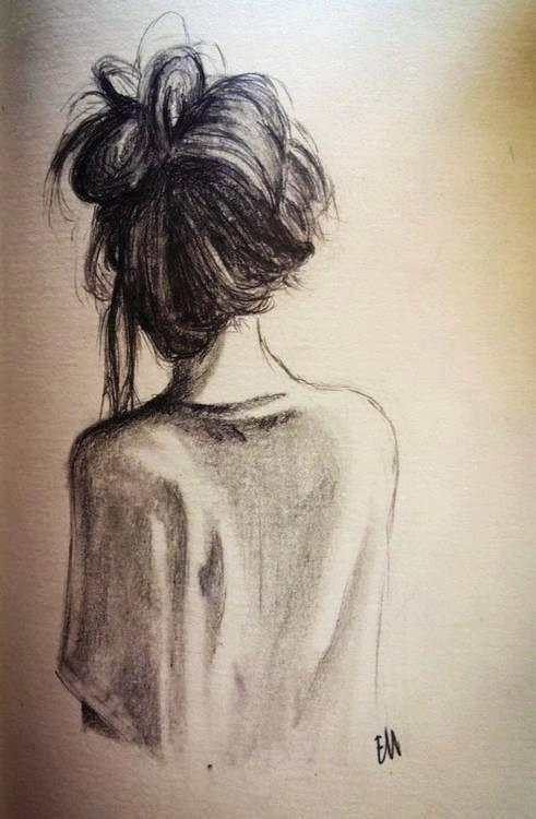 Teenage Girl Drawings Tumblr Easy Www Picturesboss Com