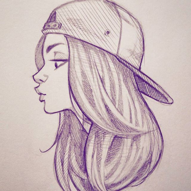 640x640 Girl Drawing Gallery Drawings Of Teenage Girls Drawing Art Gallery