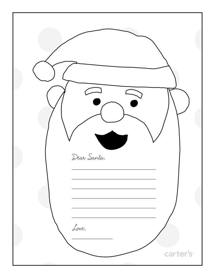 736x952 Christmas Wish List Coloring Page Christmas List Coloring Page