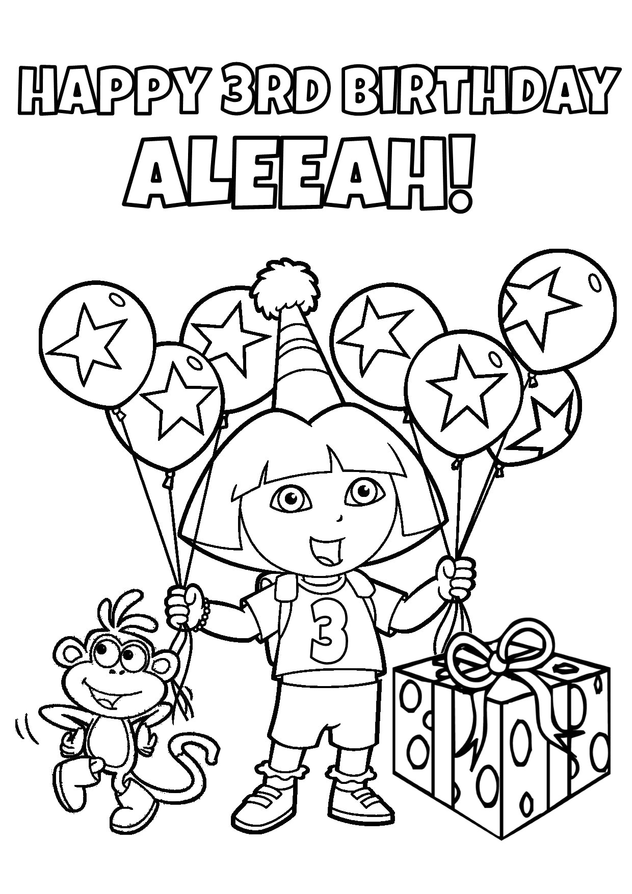 1240x1754 Big List Of Dora Birthday Party Game Ideas To Help Make Your