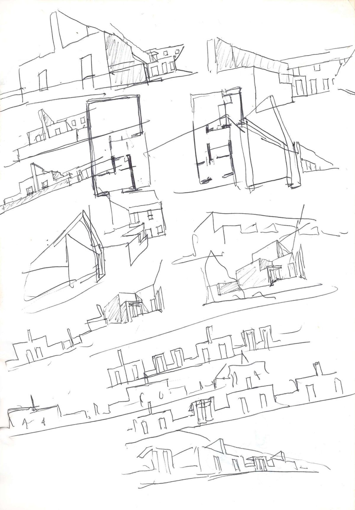 1200x1721 Housing And City Typology Gowan And Siza Housing And