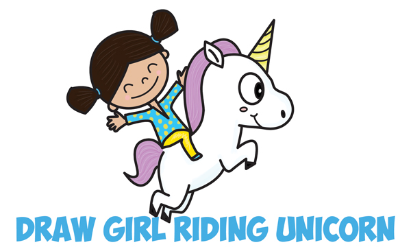 600x360 Girl Riding A Unicorn Archives