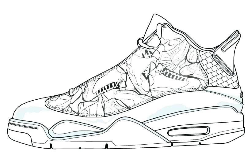 819x507 Jordan Coloring Pages Shoes Coloring Pages Coloring Pages Coloring