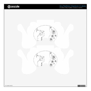307x307 Mineral Ps3 Dualshock 3 Controller Skins