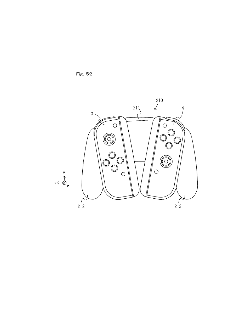 960x1242 Nintendo Files A Mother Load Of Switch Patents (Controller, Dock