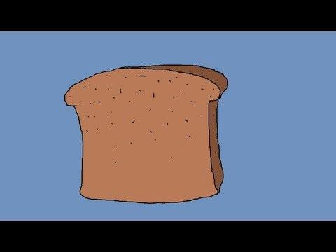 480x360 How To Draw A Slice Of Bread
