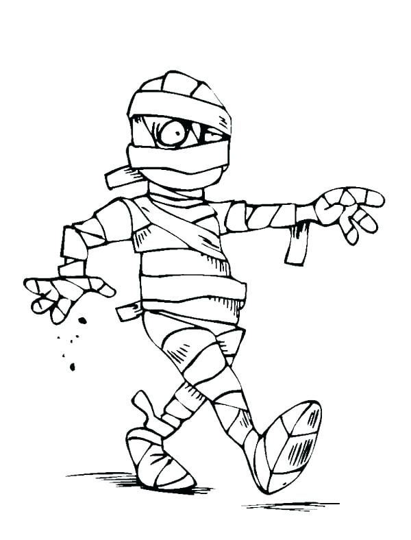 600x788 Egyptian Mummy Coloring Pages Ancient Ian Sheets Sleepy Egypt
