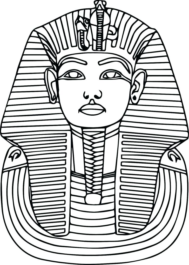 728x1024 Egyptian Mummy Coloring Pages Books And Drawing Good Ancient Egypt