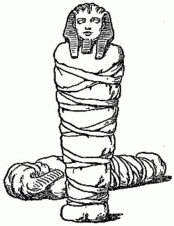 250x326 Collection Of Egypt Mummy Drawing High Quality, Free