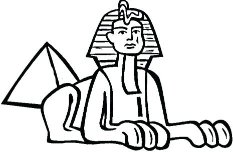 465x304 Ancient Egypt Coloring Pages Pharaoh Coloring Sheet Ancient