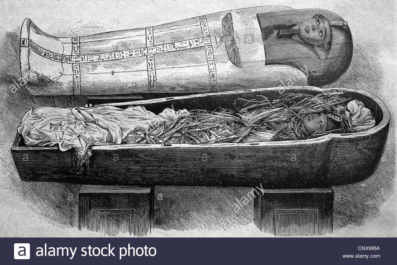1300x867 Mummy Of Ancient Egyptian King Pharaoh Amenhotep I, Who Reigned