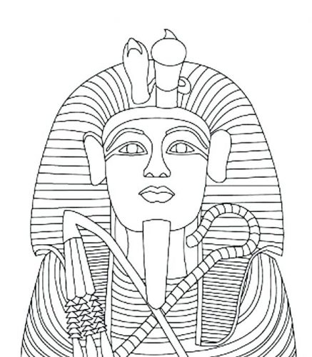 drawing of egyptian mummies at getdrawings com free for personal