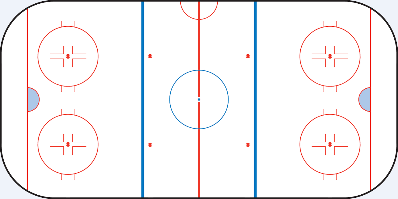 Drawing Of Ice Hockey Rink At Getdrawings Com Free For