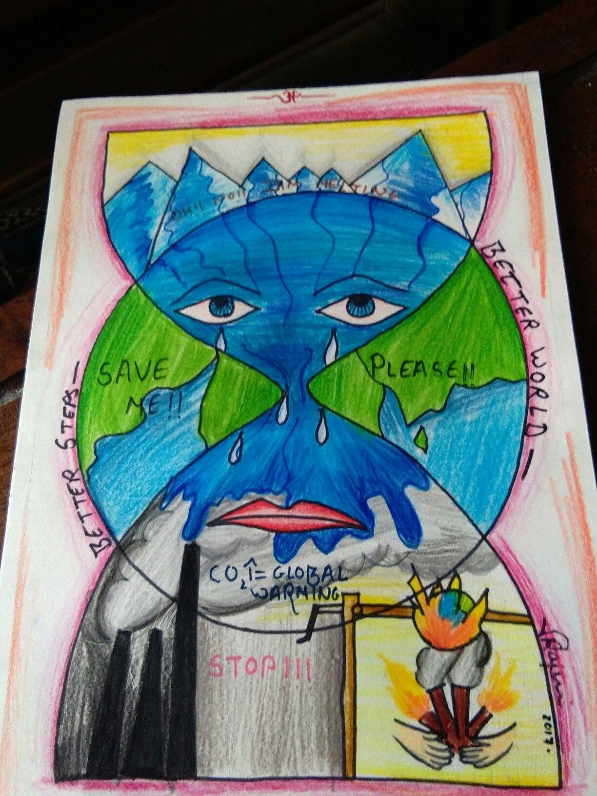 1224x1632 Global Warming Posters Global Warming
