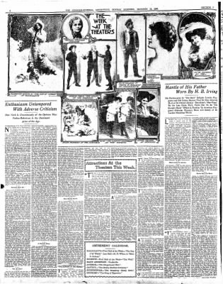 315x400 The Courier Journal From Louisville, Kentucky On October 10, 1909