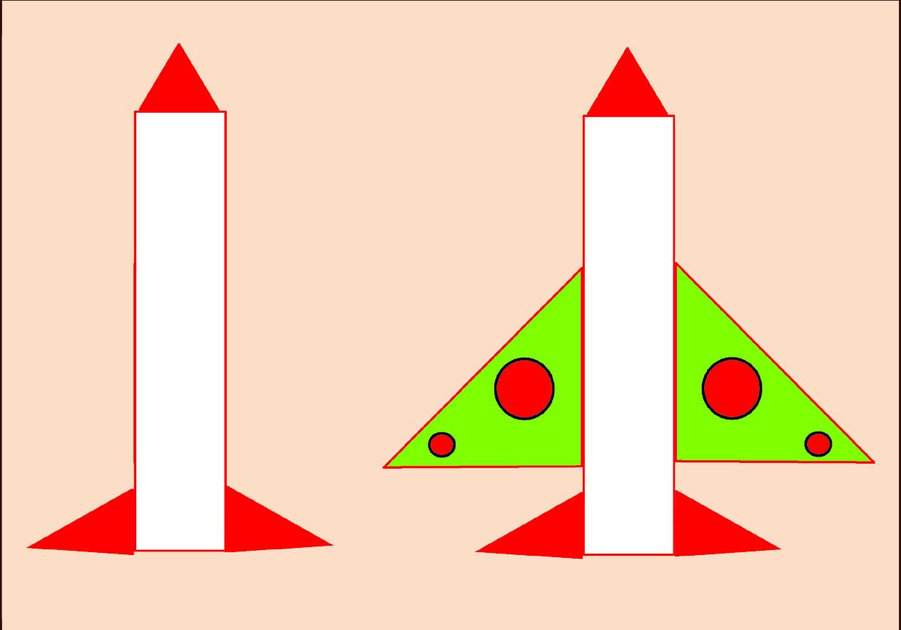 1263x883 Drawing Using Mathematical Shapes Activity Spot Educationworld