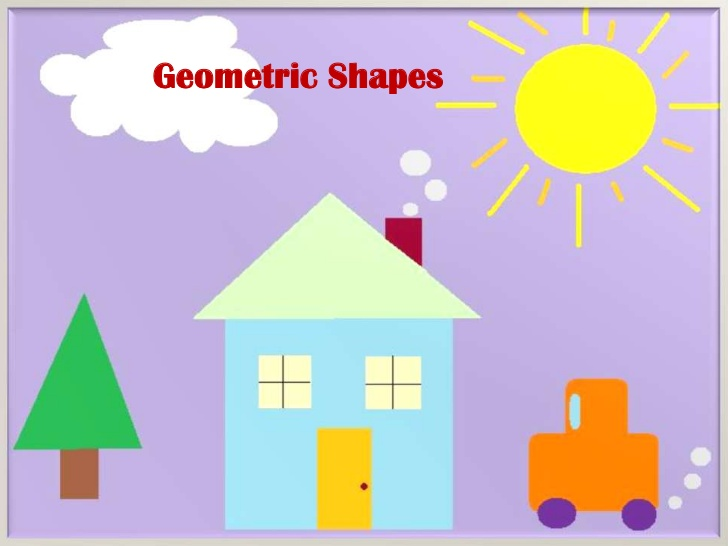 728x546 Geometric Shapes Powerpoint Slide Show