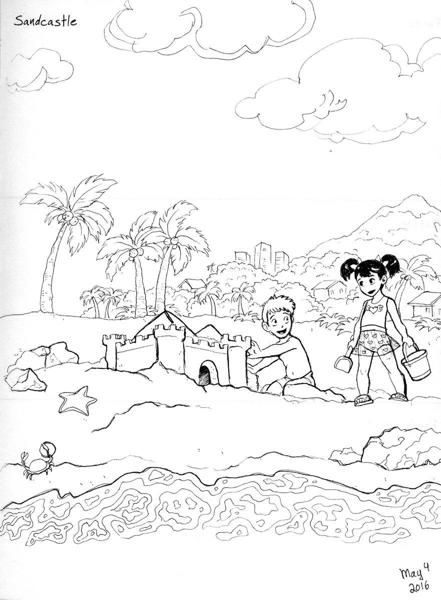 881x1200 Mariya Dudyshyn On Twitter 500 Drawing Prompts