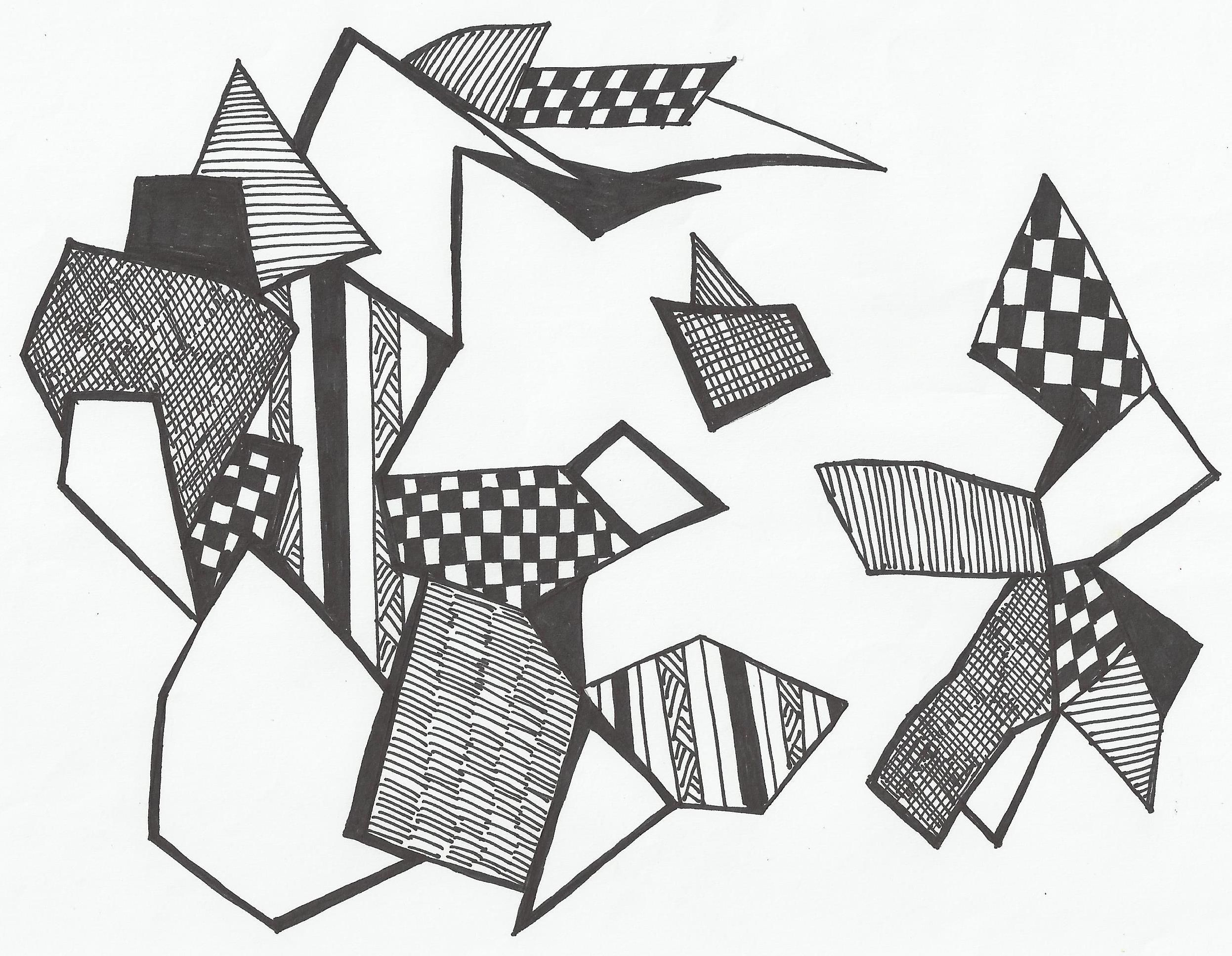 2493x1935 Piecing The Puzzle Idle Mind Sketches Sketches