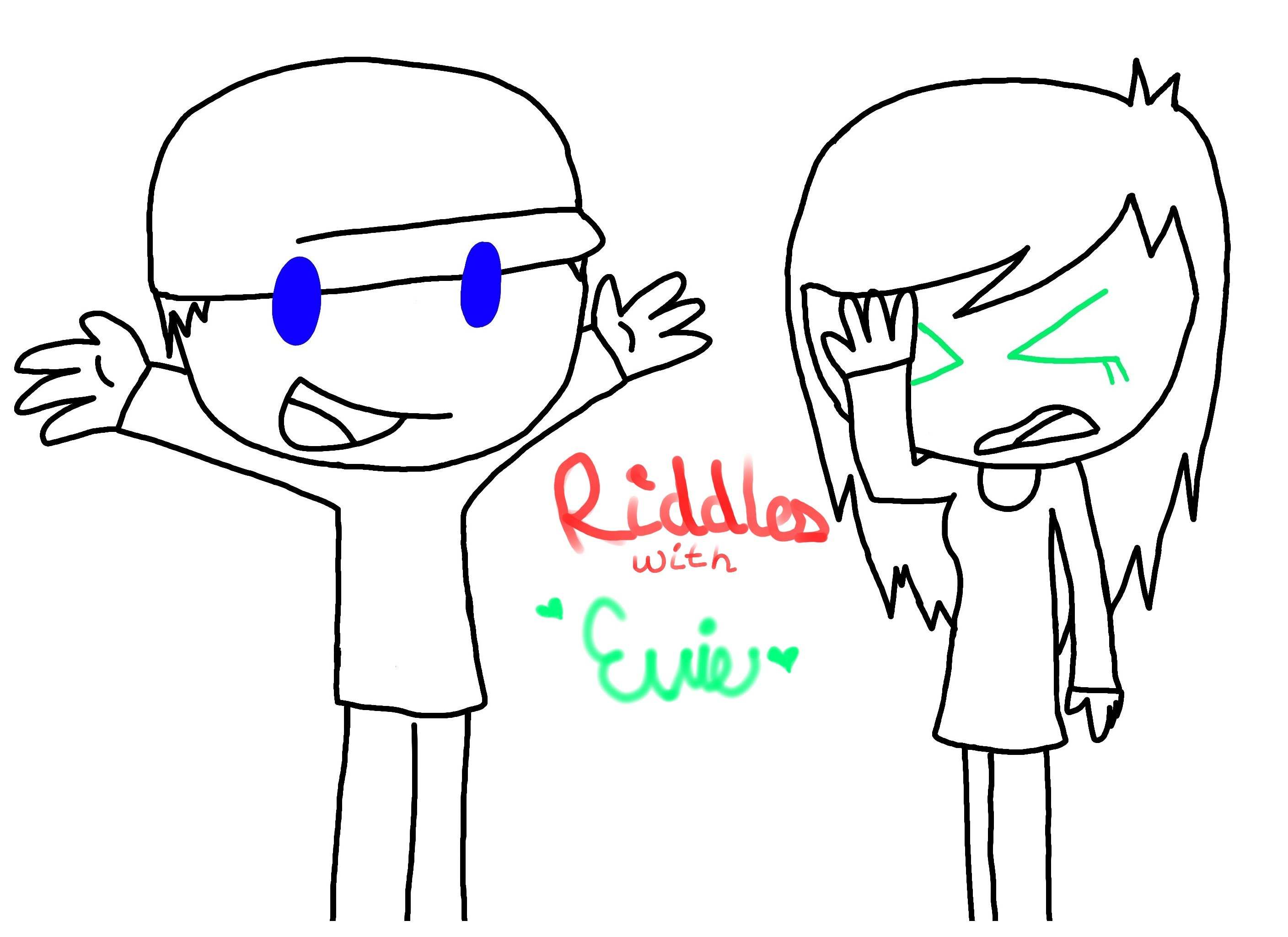 2816x2048 Jacksepticeye Animation Riddles With Evie Part 1