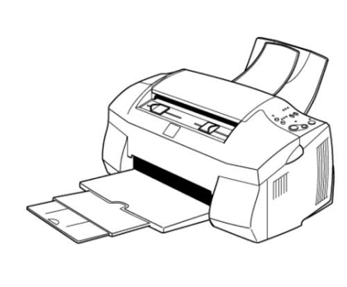 500x414 Epson Stylus Scan 2000 All In One (Printer, Scanner, Copier) Servic