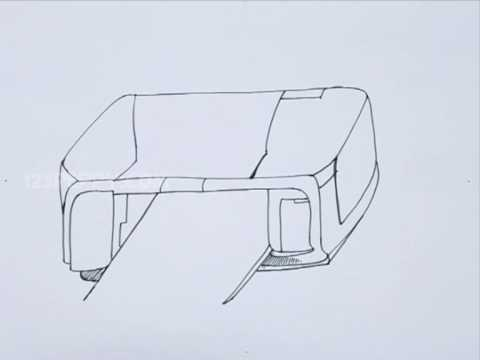 480x360 How To Draw A Computer Printer