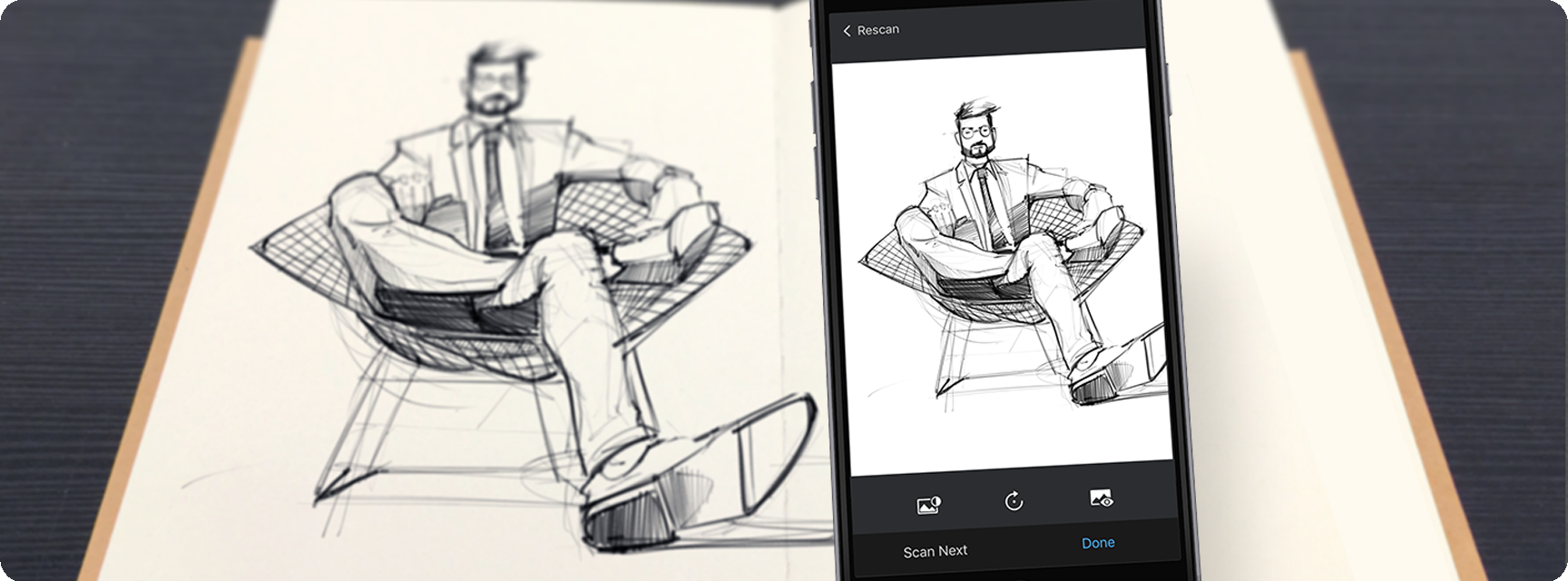 1728x640 How To Scan All Your Sketches And Keep Working On Them