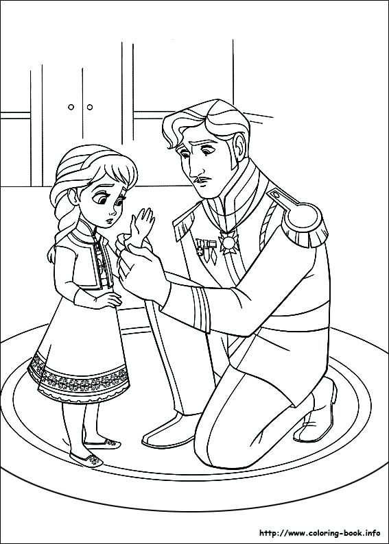 567x794 Kid Drawing Software Free Frozen Coloring Pages On Coloring