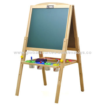 360x360 China Wooden Stand Drawing Board Toy For Children, Measures 5660