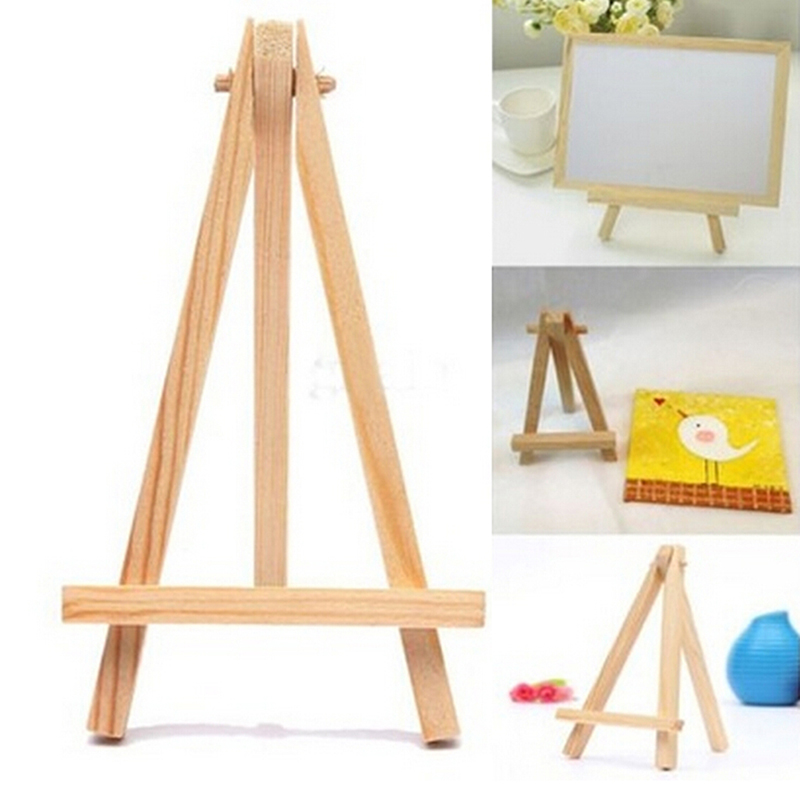 800x800 Mini Artist Mini Wooden Easel Wood Toy Children Drawing Stand