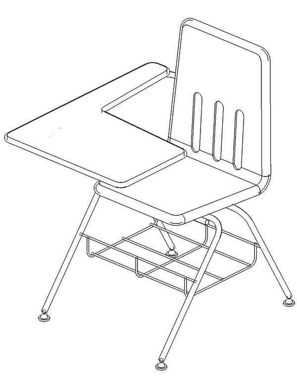 600x778 Desk Drawing Flip Top Reversible Table Drawings Autocad Steve
