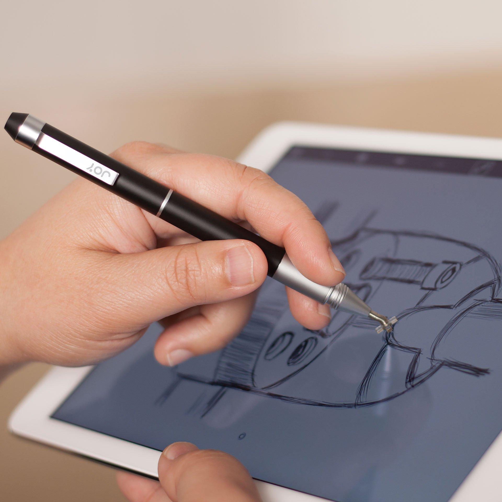 1920x1920 Dual Purpose Tablet Stylus Pen Pinpoint X Spring Precision