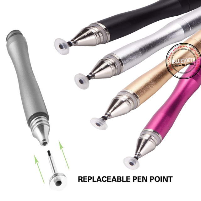640x640 Smooth Precision Fine Point Stylus Touch Screen Pen Drawing