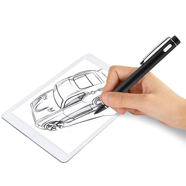 600x600 Universal 2mm Usb Rechargeable Drawing Pen Capacitive Screen