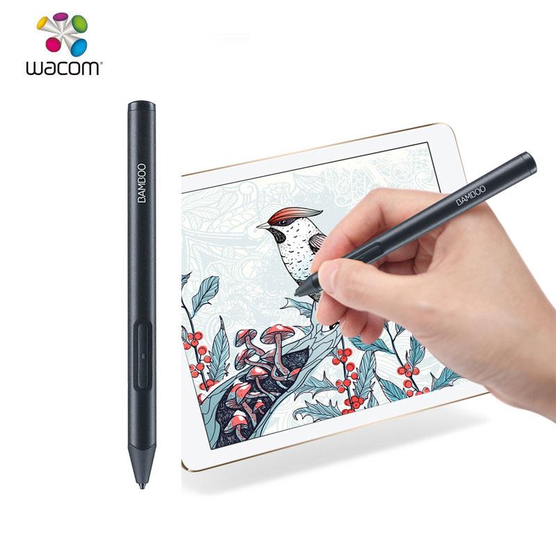 800x800 Wacom Cs 610pk Bamboo Sketch Smart Drawing Stylus For Iphone Ipad