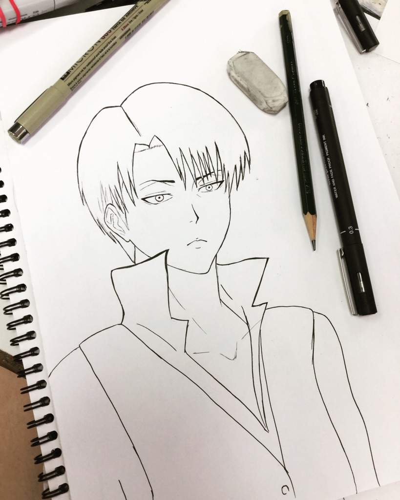 819x1024 Levi Drawing + Tips And Tricks Anime Amino