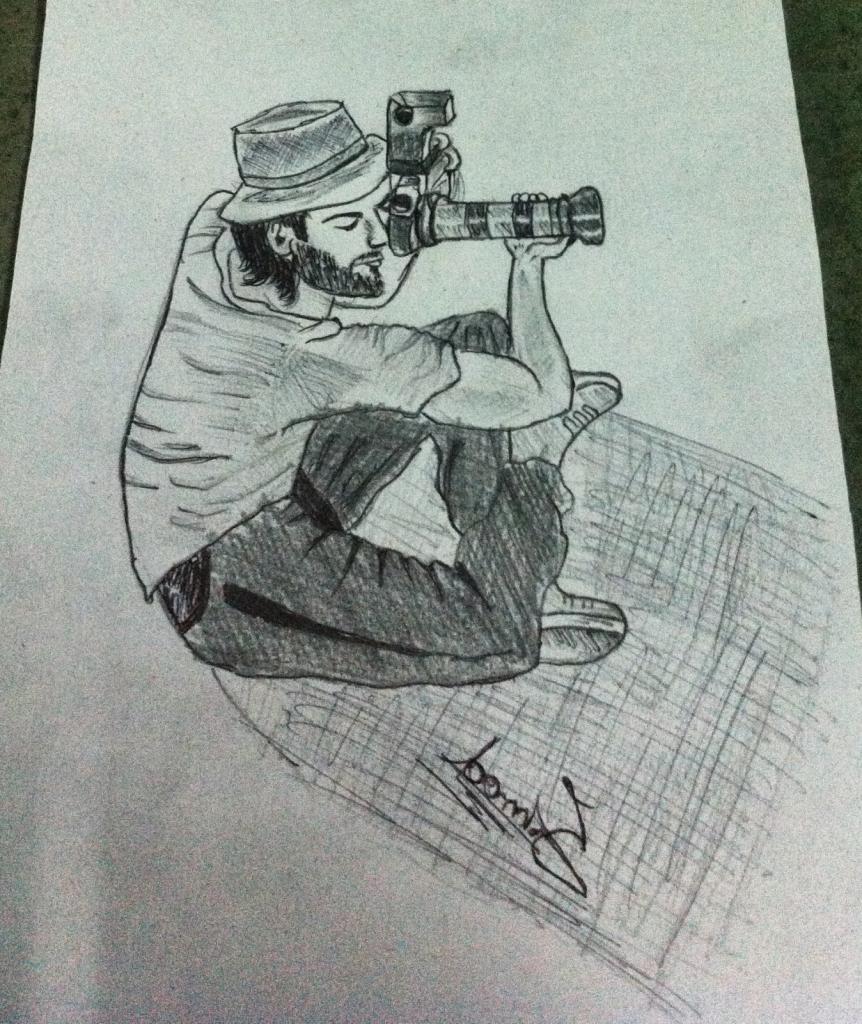 862x1024 Tricks In Pencil Sketch Images Tricks In Pencil Sketch Images