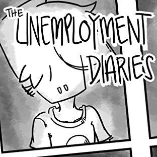 312x312 The Unemployment Diaries Digital Comics