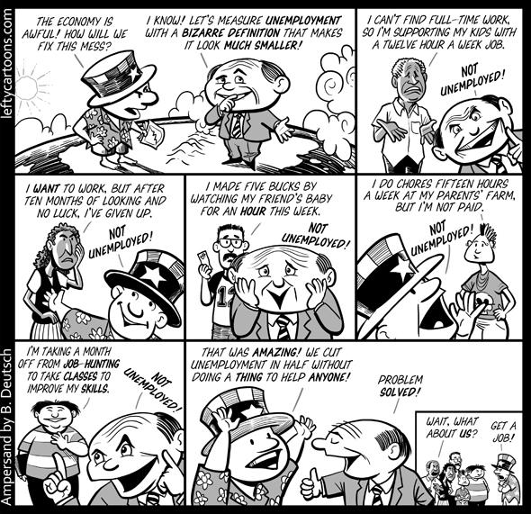 590x571 Cartoon How We Define Unemployment Alas, A Blog